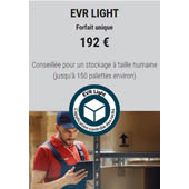 Application EasyVérifRack EVR LIGHT