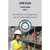 Application digitale PACK EVR PLUS EASYVERIFRACK