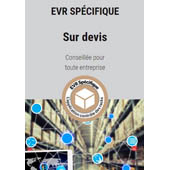 Application digitale PACK EVR spécifique EASYVERIFRACK